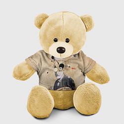 Игрушка-медвежонок Зигмунд Фрейд цвета 3D-желтый — фото 1