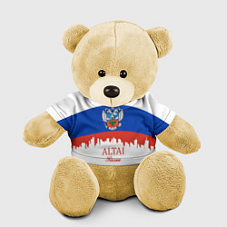 Игрушка-медвежонок Altai: Russia цвета 3D-желтый — фото 1
