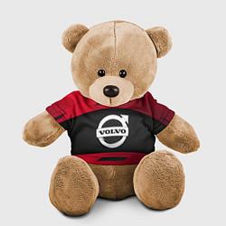 Игрушка-медвежонок Volvo Sport цвета 3D-коричневый — фото 1