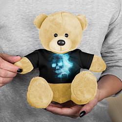 Игрушка-медвежонок Gears of War: Death Shadow цвета 3D-желтый — фото 2
