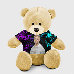 Игрушка-медвежонок Егор Крид цвета 3D-желтый — фото 1