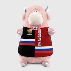 Игрушка-бычок Ingushetia, Russia цвета 3D-светло-розовый — фото 1
