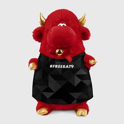 Игрушка-бычок FREEBAT9 цвета 3D-красный — фото 1