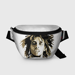 Поясная сумка Bob Marley: Mono цвета 3D — фото 1