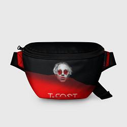 Поясная сумка T-Fest: Red Style цвета 3D — фото 1
