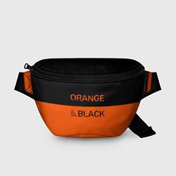 Поясная сумка Orange Is the New Black цвета 3D — фото 1