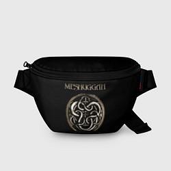 Поясная сумка Meshuggah цвета 3D — фото 1