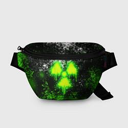 Поясная сумка S T A L K E R 2 цвета 3D-принт — фото 1
