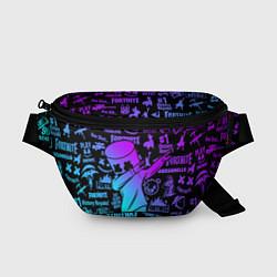 Поясная сумка FORTNITE X MARSHMELLO цвета 3D — фото 1