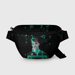 Поясная сумка NILETTO цвета 3D-принт — фото 1