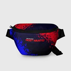 Поясная сумка NFS Most Wanted цвета 3D-принт — фото 1