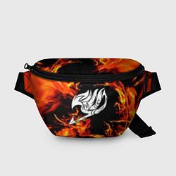 Поясная сумка FAIRY TAIL ХВОСТ ФЕИ цвета 3D — фото 1