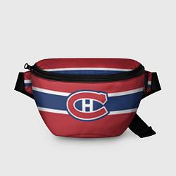 Поясная сумка Montreal Canadiens цвета 3D — фото 1