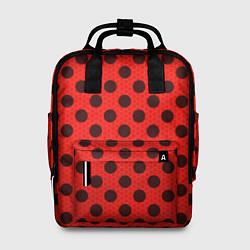 Рюкзак женский Леди Баг: узор цвета 3D — фото 1