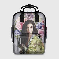 Рюкзак женский Lorde Floral цвета 3D — фото 1