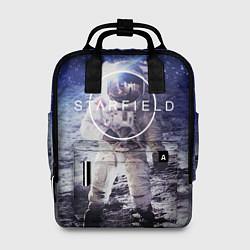 Рюкзак женский Starfield: Astronaut цвета 3D — фото 1