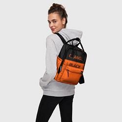 Рюкзак женский Orange Is the New Black цвета 3D — фото 2