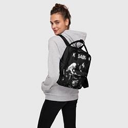 Рюкзак женский Kasabian Rock цвета 3D-принт — фото 2