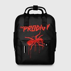 Рюкзак женский The Prodigy: Blooded Ant цвета 3D — фото 1