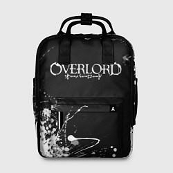 Рюкзак женский Overlord цвета 3D-принт — фото 1