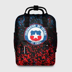 Рюкзак женский Сборная Чили цвета 3D-принт — фото 1