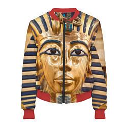Бомбер женский Фараон цвета 3D-красный — фото 1