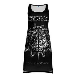 Туника женская Meshuggah: Chaosphere цвета 3D-принт — фото 1