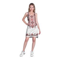 Туника женская Вышивка 41 цвета 3D — фото 2