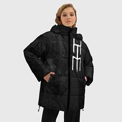 Куртка зимняя женская HIM - фото 2