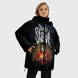 Куртка зимняя женская Willow Halloween - фото 2