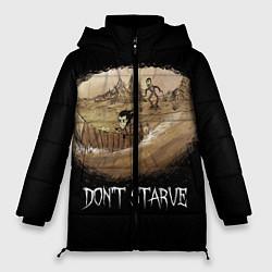 Куртка зимняя женская Don't starve stories - фото 1