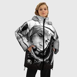 Куртка зимняя женская Юрий Гагарин - фото 2