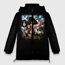 Женская зимняя куртка Kiss Monster