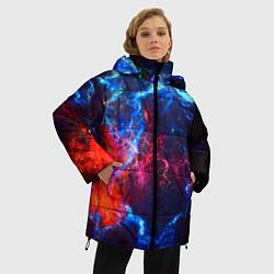 Куртка зимняя женская Космос - фото 2