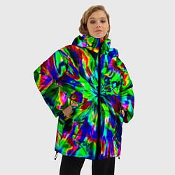 Куртка зимняя женская Оксид красок - фото 2