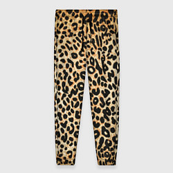 Женские брюки Гепард (шкура)