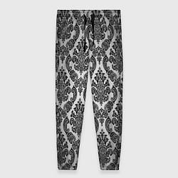 Женские брюки Гламурный узор