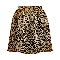 Женская юбка Гепард (шкура)