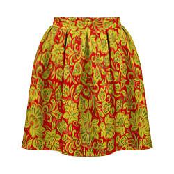 Женская юбка Хохлома