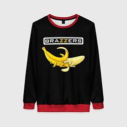 Женский свитшот Brazzers: Black Banana