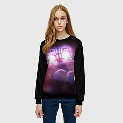 Свитшот женский Five Nights At Freddy's цвета 3D-черный — фото 2