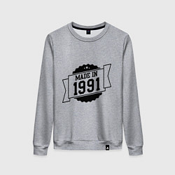 Женский свитшот Made in 1991